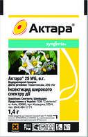 Инсектицид Актара WG. в.г. 1,4 гр.