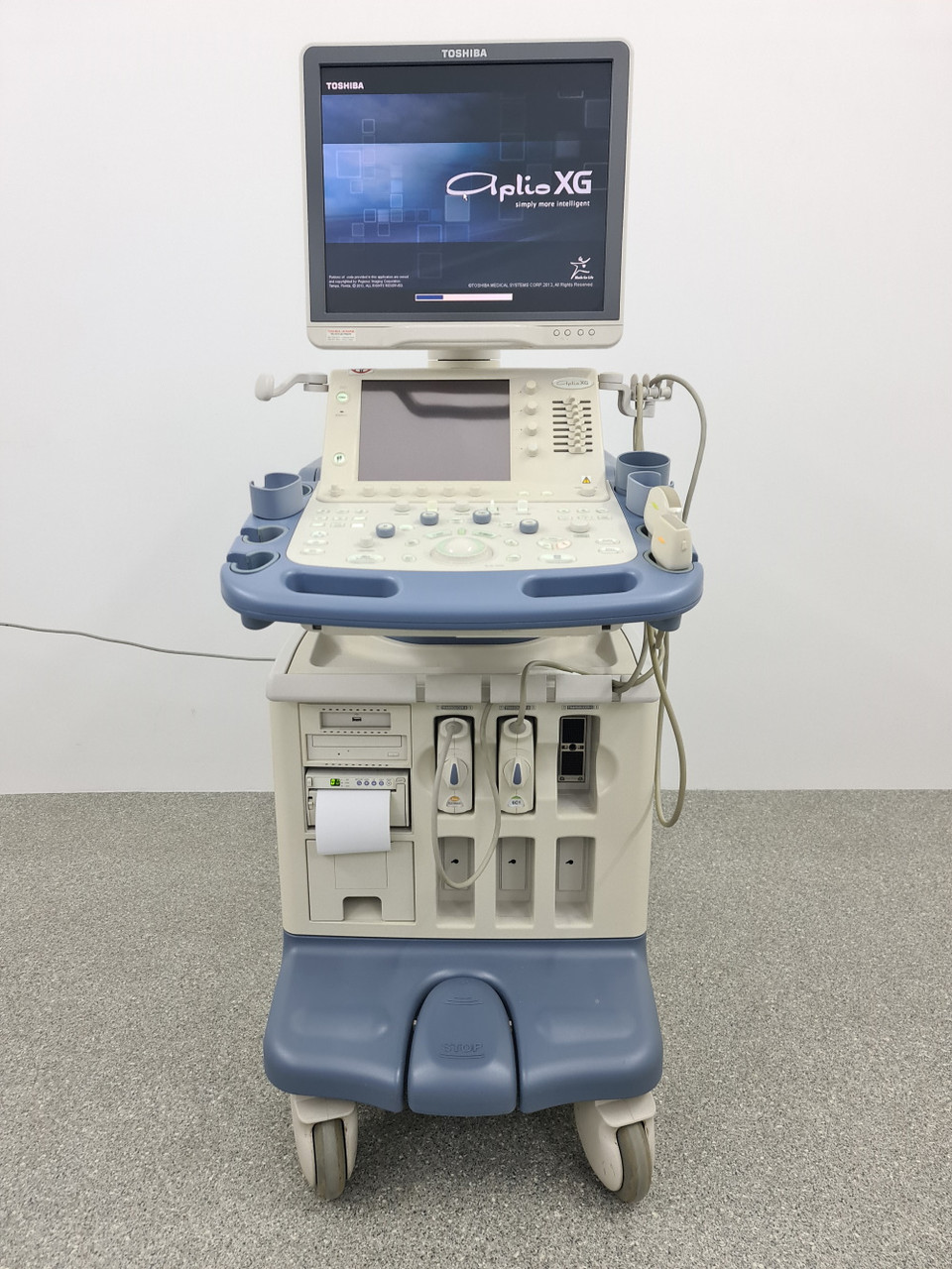 Toshiba Aplio XG (SSA-790A) + 2 датчика УЗИ аппарат