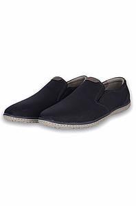 Туфли мужские темно-синие AAA 131316P