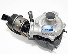 Турбина Шевроле Авео Т300 1.3L. Оригинал. Восстановленная