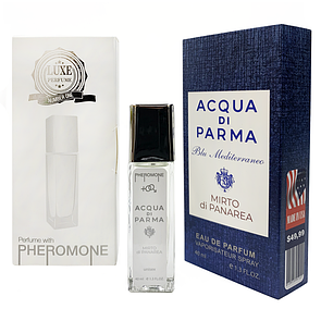 Pheromone Formula ACQ d PRM Blu Mediterraneo Mirto di Panarea унисекс 40 мл