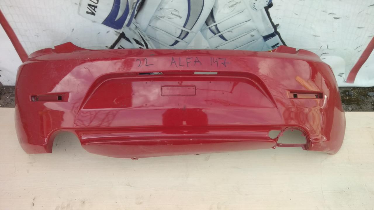 Бампер задний alfa romeo 147 N156051362 998996 Alfa Romeo 147