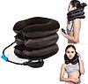Надувной ортопедический воротник для шеи Ting Pai, подушка для шеи, фиксатор для шеи, фото 9