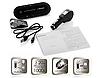 Автомобильный беспроводной динамик-громкоговоритель Bluetooth Hands Free kit HB 505-BT (спикерфон), фото 8