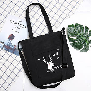 Фабрика оптовая новая женская сумка через плечо по диагонали простая студенческая холщовая сумка школьная