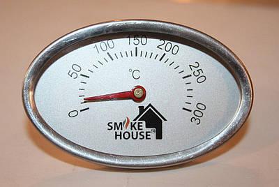 Термометр для коптильні, гриля, барбекю, BBQ SmokeHouse