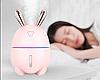 Увлажнитель воздуха и ночник 2в1 Humidifiers Rabbit, фото 9