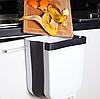 Складной мусорный контейнер на двери Kitchen Wet garbage FLEXIBLE BIN, раскладной, фото 2