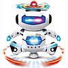 Танцующий светящийся робот Dancing Robot | Детская игрушка музыкальный робот, фото 4