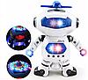 Танцующий светящийся робот Dancing Robot | Детская игрушка музыкальный робот, фото 6