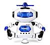 Танцующий светящийся робот Dancing Robot | Детская игрушка музыкальный робот, фото 3