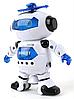 Танцующий светящийся робот Dancing Robot | Детская игрушка музыкальный робот, фото 7