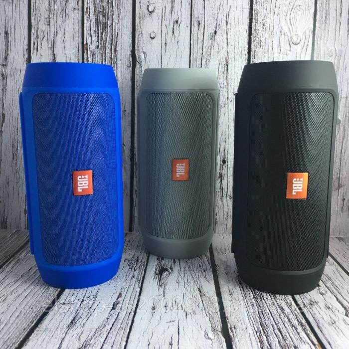 Портативна колонка JBL Charge 2+ Велика! блютуз (bluetooth) + радіо + мікрофон + PowerBank