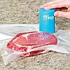 Вакуумний пакувальник для їжі Vacuum Sealer Always Fresh, вакуумні пакети для їжі, фото 6