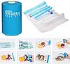 Вакуумний пакувальник для їжі Vacuum Sealer Always Fresh, вакуумні пакети для їжі, фото 7