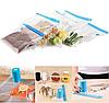 Вакуумний пакувальник для їжі Vacuum Sealer Always Fresh, вакуумні пакети для їжі, фото 9
