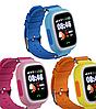 Смарт-годинник дитячі UWatch Q90 GPS контроль дзвінки повідомлення SOS Wi-Fi, фото 8