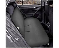 Защитный коврик на заднее сиденье Kegel-Blazusiak Junior Duo Artificial Leather серый (5-3152-244-3020)