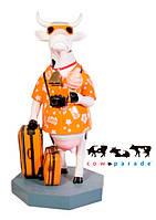 Колекційна статуетка корова Vacation, Size M