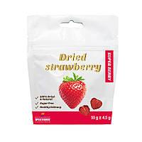 Сушена полуниця Dried Strawberry,50 г, фото 1