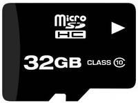 КАРТА ПАМ'ЯТІ EXCELERAM 32GB MICROSDHC CLASS 10, UHS-I (MSD3210)