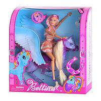 Кукла на шарнирах с пегасом 66406