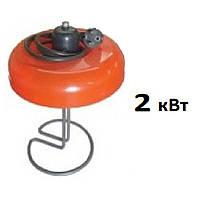Электрический нагреватель для бассейна 2 кВт 220В
