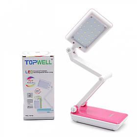 Ліхтарик, настільна лампа TopWell 1018/1019
