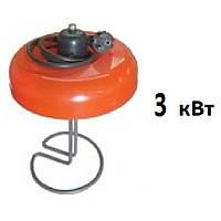 Электрический нагреватель для бассейна 3 кВт 220В