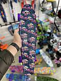 """Скейт Penny Board, с широкими светящимися колесами Пенни борд, детский , от 4 лет, расцветка """"Орхидея"""", фото 7"""