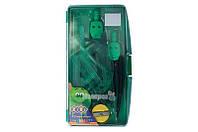 Готовальня ZiBi Smart Line 9 предметів зелений ZB5317-04