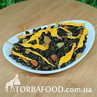 Чай зелений Манго, 100 г