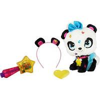 """Мягкая игрушка Shimmer Stars (Шиммер Старс) 2020 """"Говорящая панда"""", говорит фразы на русском языке"""