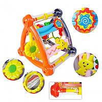 Развивающий комплекс-игрушка для малышей от года EQ80388R