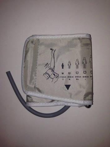 Манжета ЛЮКС для електронного тонометра, дитяча (17-22см), фото 2