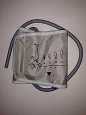 Манжета ЛЮКС для електронного тонометра, дитяча (17-22см), фото 3