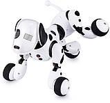 Радиоуправляемая собака-робот ZYA-A2917 двигается, глаза с эмоциями, общается на русском языке, фото 4