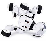 Радиоуправляемая собака-робот ZYA-A2917 двигается, глаза с эмоциями, общается на русском языке, фото 6