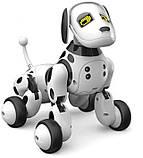 Радиоуправляемая собака-робот ZYA-A2917 двигается, глаза с эмоциями, общается на русском языке, фото 8