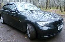 Вітровики BMW 3 Sd (E90) 2005-2012 Cobra Tuning