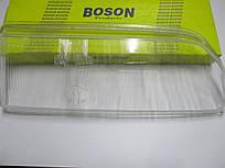 Стекло фары правое BOSON 111 FORD SCORPIO 85-91