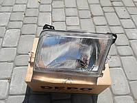 Фара левая механика DEPO 431-1125L-LD-E FORD TRANSIT 86-90