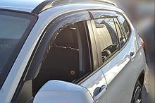 Вітровики BMW X1 (E84) 2009-2012, 2012-2015 Cobra Tuning