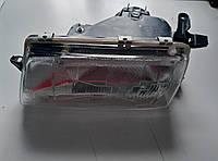 Фара левая электро+механика DEPO 442-1107L-LD-EM OPEL VECTRA A 92->