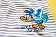 Пісочник для хлопчика Melby Італія 47051736WB блакитний з білим, фото 3