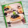 Тетрадь школьная в клеточку 18 листов Лидер, десерт, фото 6