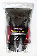 Методный пеллетс, пеллетс на флет, метод пеллетс, Carp Drive Black Premium Halibut (премиум ) 2 мм 900гр