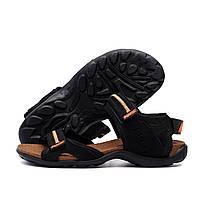 Мужские кожаные сандалии Nike Active Drive Orang (реплика)