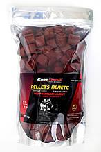 Пеллетс насадочный, пеллетс карповый, пеллетс Carp Drive Red Halibut Криль ( с отверстием) 20 мм 900 гр.