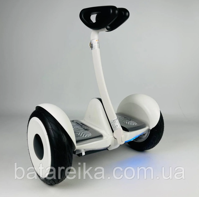Гироскутер Segway Ninebot Mini Белый Гироборд Сигвей Найнбот с приложением 1400W/54V/4400mAh + Apps